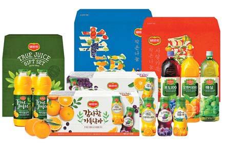 델몬트는 다양해지는 소비자들의 니즈를 충족시키기 위해, 제품 리뉴얼 등으로 국내 주스 시장을 선도하고 있다.