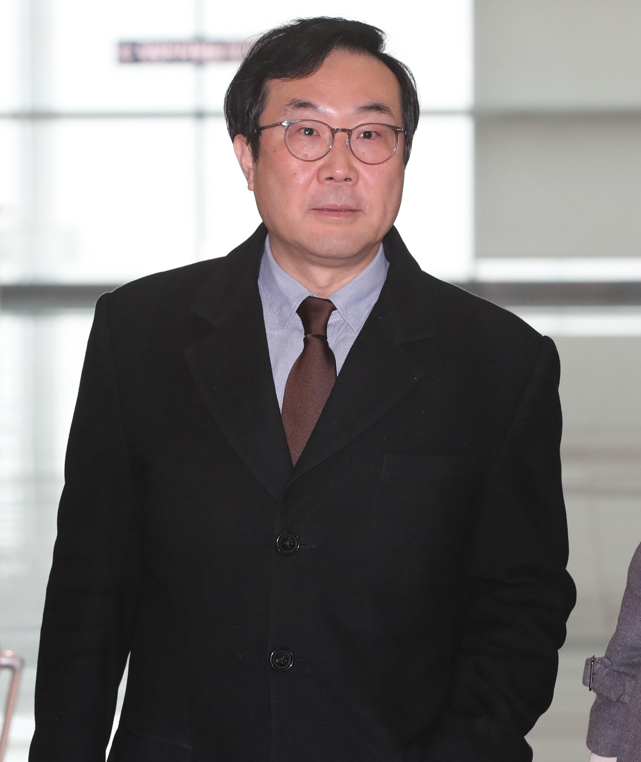 이도훈 외교부 한반도평화교섭본부장. [뉴스1]