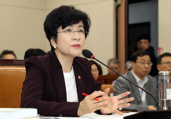 더불어민주당 김영주 의원. [연합뉴스]