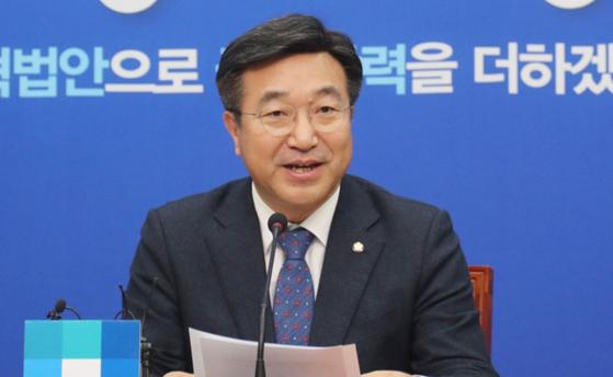 윤호중 더불어민주당 사무총장 [연합뉴스]