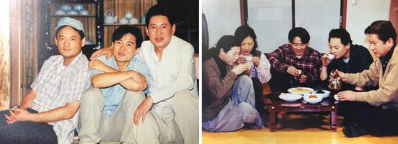 22년(1980년~2002년) 동안 MBC에서 방영되었던 한국 최장수 드라마 <전원일기>에서 '금동이' 역으로 열연했던 청년 임호. [사진 임호]