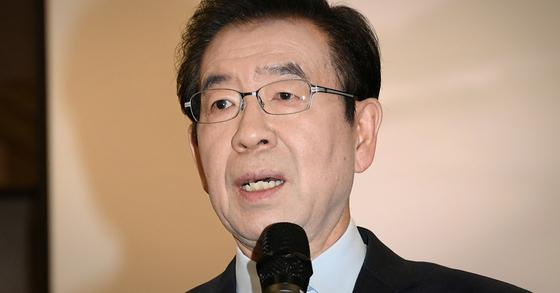 박원순 서울시장이 플라스마로 미세먼지를 줄이는 실험을 하고 있다고 밝혔다. [사진 서울시]