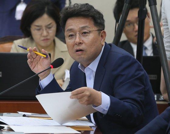 이철희 더불어민주당 의원. [뉴스1]