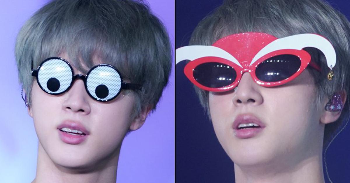 Photos Bts Jin S Hong Kong Sunglasses Roundup