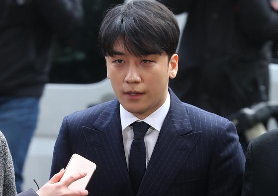빅뱅 전 멤버 승리 [일간스포츠]