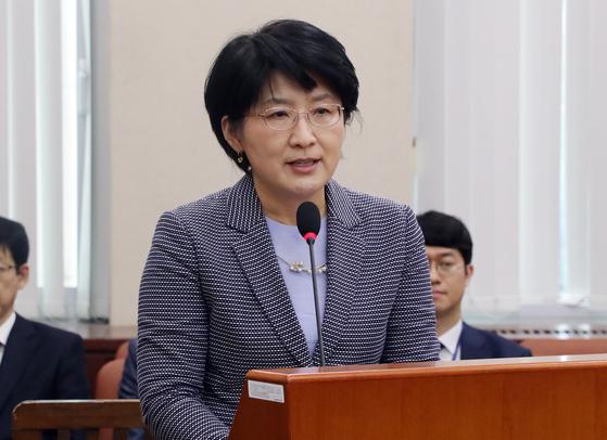 박주현 평화당 수석대변인. [연합뉴스]