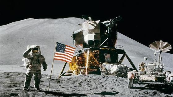아폴로 11호. [사진 NASA 제공]