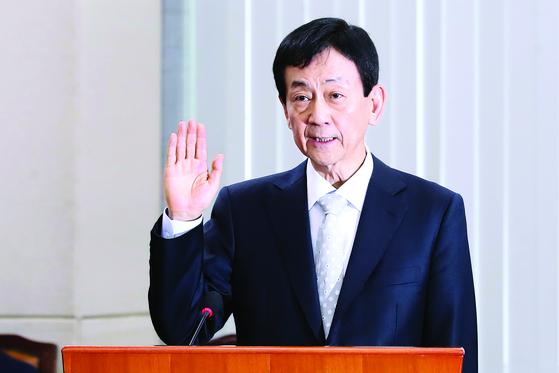 26일 인사청문회에 출석한 진영 행안부 장관 후보자. [뉴스1]