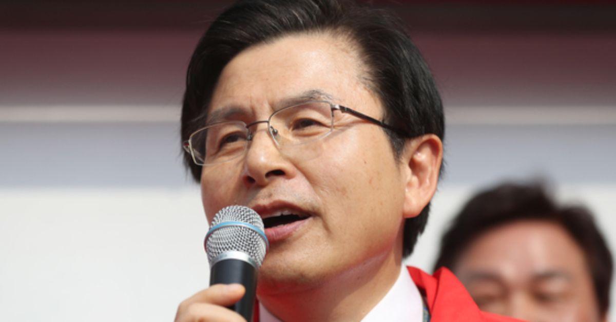 자유한국당 황교안 대표. [연합뉴스]
