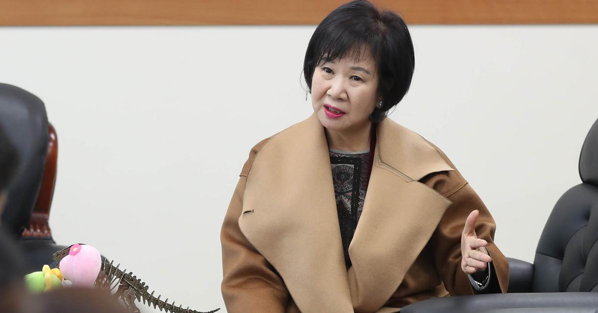 무소속 손혜원 의원. [연합뉴스]