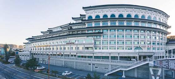 국내 51개, 해외 1개 관광호텔이 베니키아에 가맹해 있다. [사진 한국관광공사]