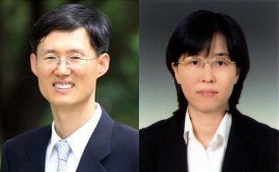 문형배 부산고등법원 수석부장판사(왼쪽), 이미선 서울중앙지방법원 부장판사[뉴스1]