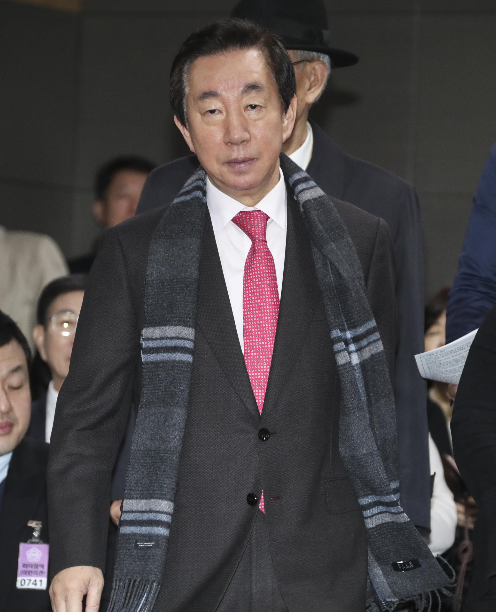 김성태 자유한국당 의원. 임현동 기자