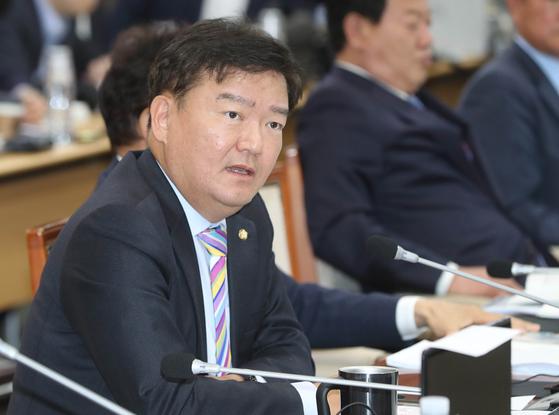 민경욱 자유한국당 의원. [뉴스1]