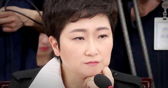 이언주 바른미래당 의원 [연합뉴스]