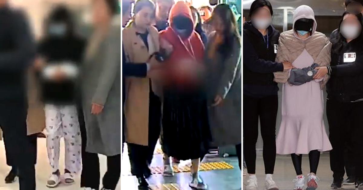 마약 투약 혐의로 체포된 남양유업 창업주의 외손녀 황하나씨가 구속됐다. [SBS 캡처·연합뉴스]