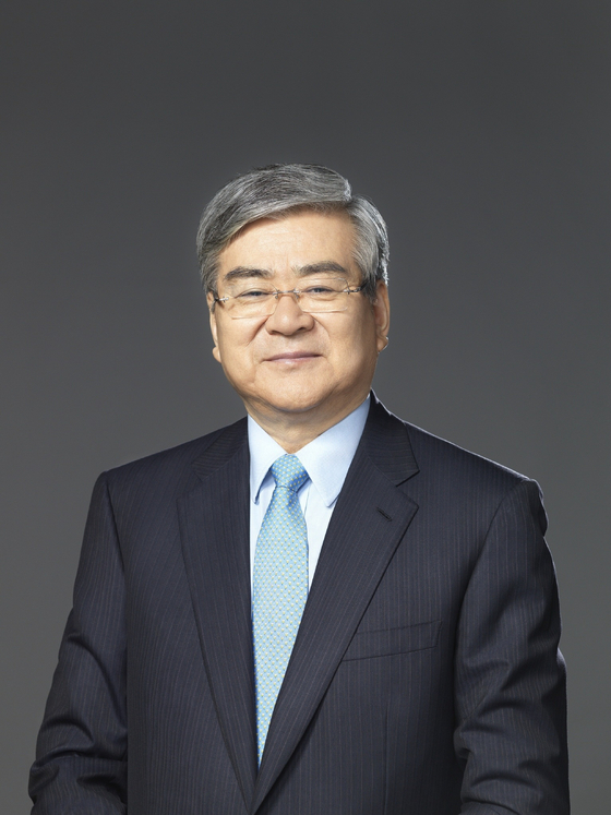 조양호 한진그룹 회장.