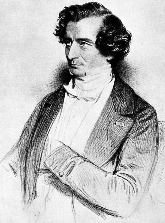 엑터 베를리오즈. 샤를 보니에(Charles Baugniet) 석판화(1851). [사진 Wikimedia Commons(Public Domain)]