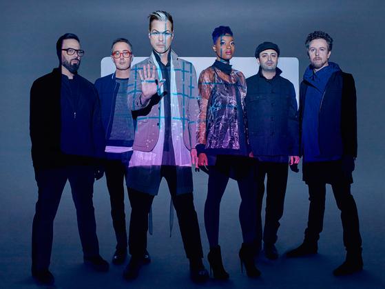 다음 달 서울재즈페스티벌로 첫 내한하는 미국 팝 밴드 피츠 앤드 더 탠트럼스. [사진 프라이빗커브]