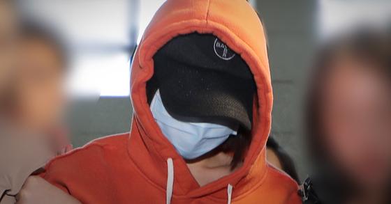 마약 투약 혐의로 구속된 황하나씨. [뉴스1]