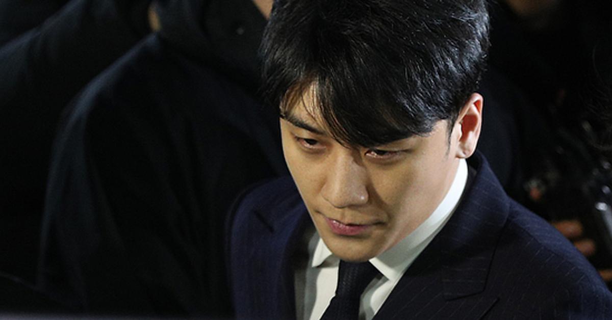 빅뱅의 전 멤버 승리. [연합뉴스]