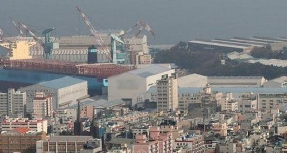 금융위기 이후 한국 제조업의 노동생산성 증가폭이 크게 하락한 것으로 나타났다. [중앙포토]