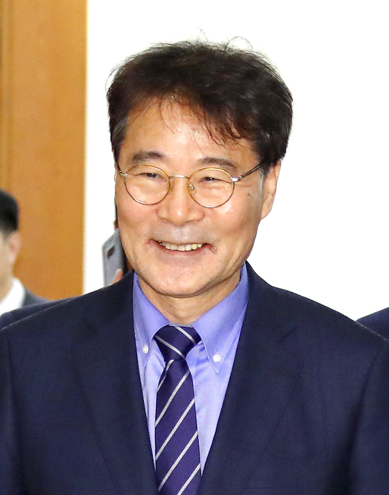 8일 부임한 장하성 주중대사. [연합뉴스]