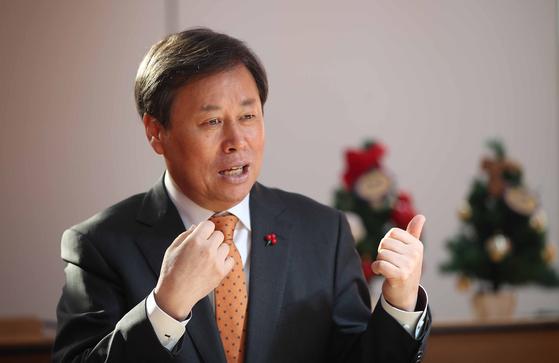 도종환 더불어민주당 의원. 오종택 기자
