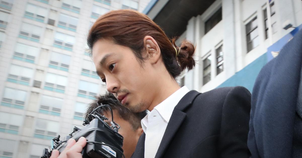 성관계 동영상을 불법적으로 촬영·유포한 혐의로 구속된 가수 정준영. [연합뉴스]