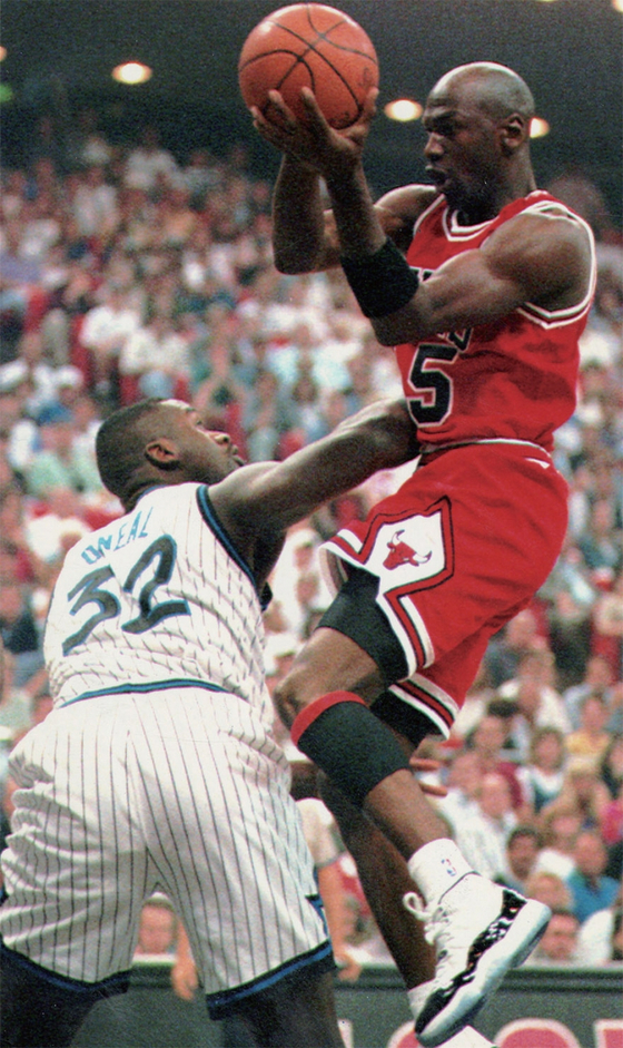 마이클 조던은 근면함과 겸손함으로 농구 천재 반열에 올랐다.