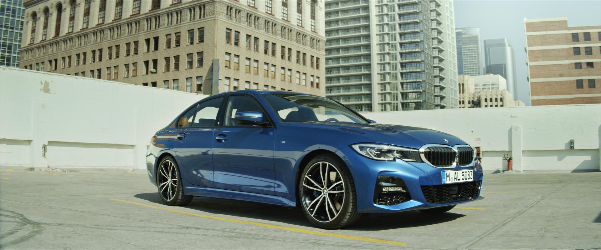 BMW new 3series
