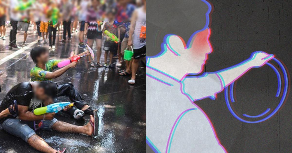 태국, 물의 축제 송끄란 사흘만에 교통사고로 174명 사망