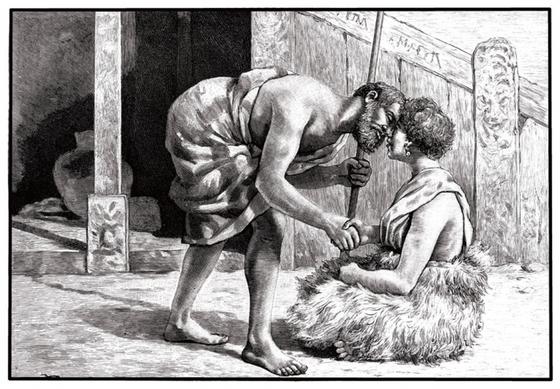 문화권마다 다른 언어가 있듯 인사도 그렇다. 뉴질랜드의 마오리족은 만나면 서로 코를 비빈다. / 사진:ⓒ gettyimagesbank