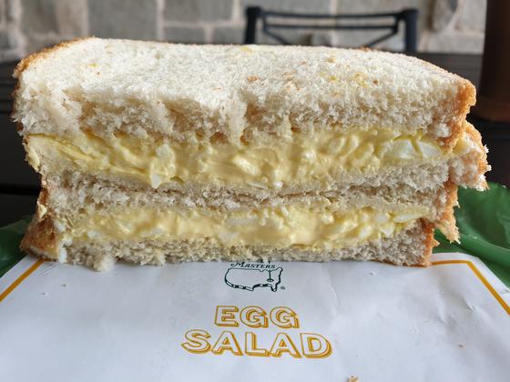 계란 샐러드 샌드위치