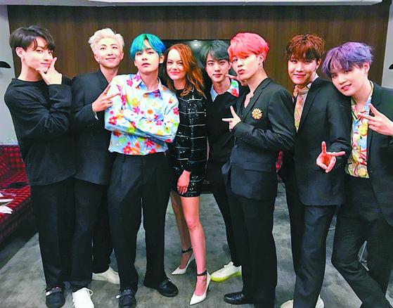 BTS 새 앨범 유튜브 최단시간 1억뷰