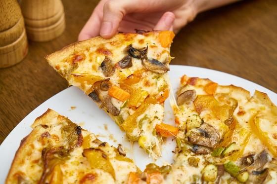 판교 배달음식 1위를 차지한 피자.                               [중앙포토]