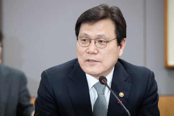 최종구 금융위원장.