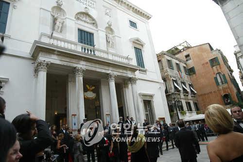 베네치아의 '라 페니체' 오페라하우스 [자료사진=연합뉴스]
