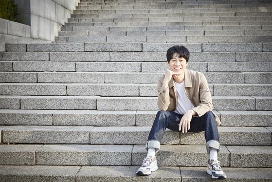 창작 뮤지컬 '나빌레라'에 출연하는 진선규. [사진 서울예술단]
