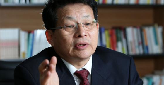 차명진 자유한국당 부천소사 당협위원장. [중앙포토]