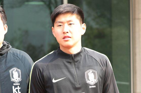 한국 축구의 세대교체 기수로 주목 받는 이강인. 양광삼 기자