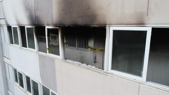 17일 경남 진주시 가좌동 주공3차 아파트에서 '묻지마 살인' 사건이 발생했다.