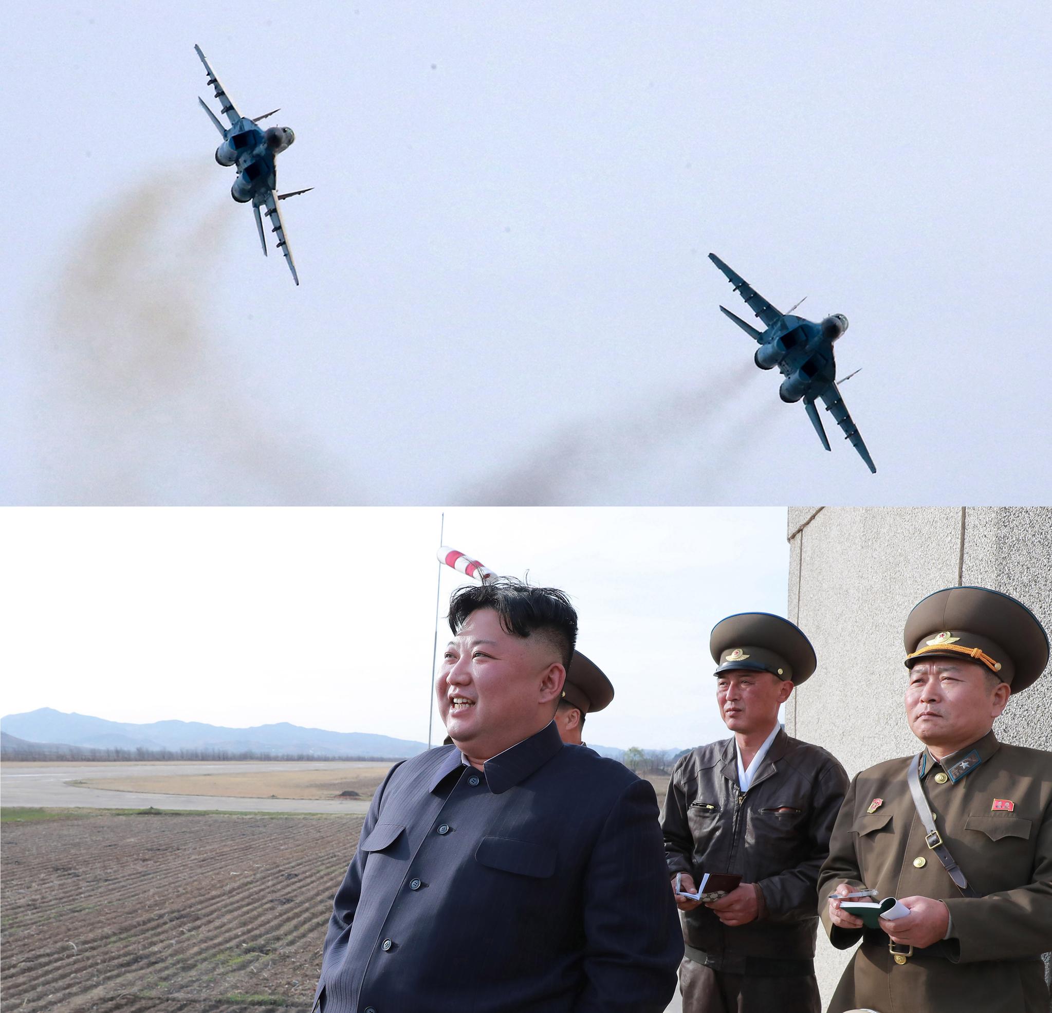 Korean People's Army: News - Page 6 44ee1891-4c10-4f0b-a902-d4a784d5a3a3