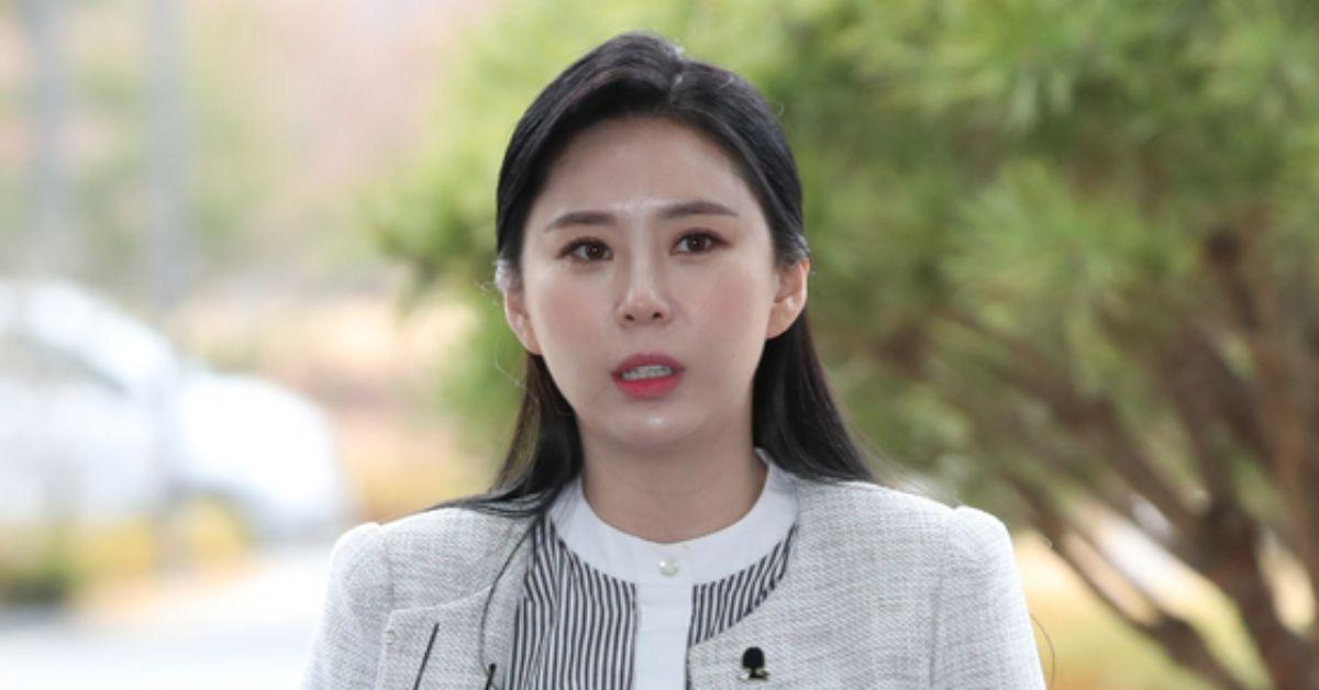 배우 윤지오씨. [연합뉴스]