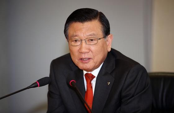 박삼구 전 금호아시아나그룹 회장.
