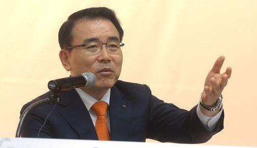 조용병 신한금융그룹 회장. [뉴스1]