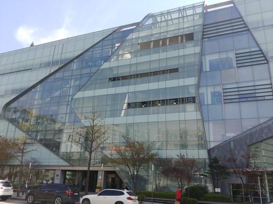 경기 성남시 분당구에 위치한 분당 차여성병원 건물. 사진=김정연기자