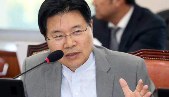홍문종 자유한국당 의원. [뉴스1]