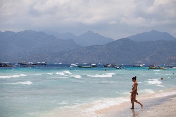 베트남 비엣젯항공이 호찌민~발리 노선에 오는 5월 말부터 취항한다. 사진은 발리에서 가까운 길리 트라왕간 섬. [중앙포토]