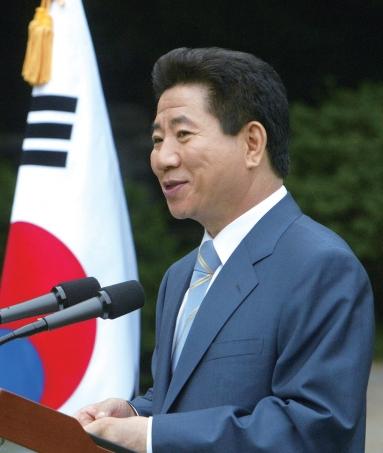 노무현 전 대통령.